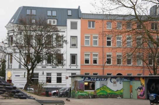 Arnoldstraße, Altona