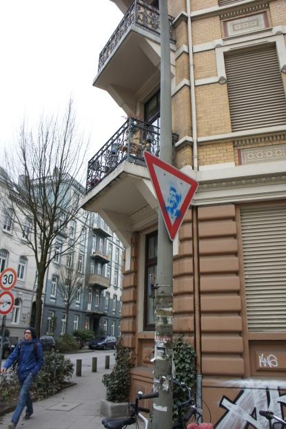 Prahlstrasse Ecke Hollendische Reihe