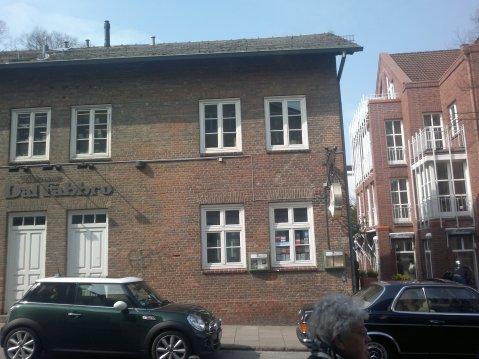 Hamburg Blankenese Elbchausee
