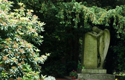 Hamburger Friedhof Ohlsdorf
